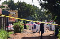 Uganda investigating Islamist link to bombing after IS responsibility claim
