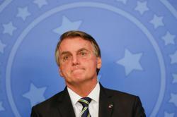 Facebook takes down Bolsonaro video over false vaccine claim