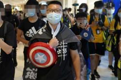 'Captain America' protester convicted under Hong Kong national security law