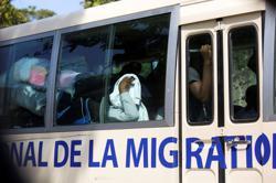 U.N. experts condemn U.S. expulsions of Haitian migrants