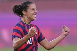 Soccer-U.S. great Lloyd says she won't stray far from the sport in retirement