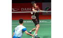 Daren happy to be back in Paris – the place he won Superseries title