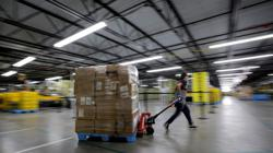 Amazon's Staten Island warehouse workers file petition for union election