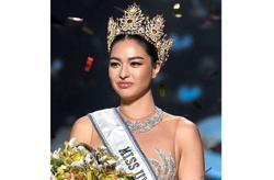 Thai-Australian beauty wears Miss Universe Thailand crown
