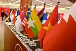 Myanmar blasts Asean's summit snub of junta chief