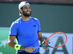 Tennis-Berrettini seals ATP Finals spot, two places still up for grabs