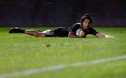 Rugby-NZ coroner treating Wainui death as 'suspected suicide'