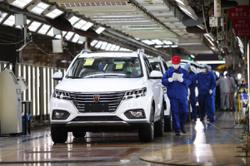 China sees grimmer October as car and home sales drop
