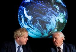 Each day without climate action is 'a day wasted' - UK's Attenborough