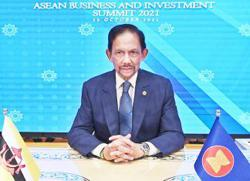 Enhanced ties paramount in Covid battle, Brunei tells Asean