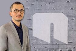 Tissues and medical gauze artwork helps Saiful Razman win top UOB art prize