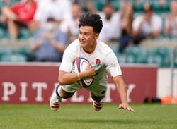 Rugby-England's Farrell backs Smith to be game-changer in autumn internationals
