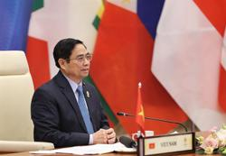 Vietnam PM wants a peaceful, stable environment for Asean to focus on prosperous growth
