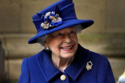 UK's Queen Elizabeth carries out first duty since hospital stay
