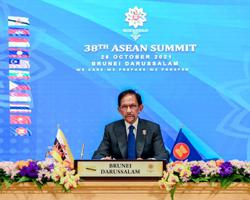 ASEAN chair Brunei says Myanmar should be given space to return to normalcy
