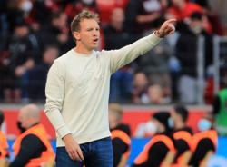 Soccer-Bayern coach Nagelsmann to miss German Cup game at Gladbach