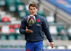 Rugby-New skipper Dupont eager to benchmark France against All Blacks