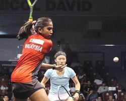 Sivasangari aims to polish up her game before college matches