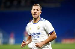 Soccer-Hazard must wait for his chance, says Real Madrid coach Ancelotti