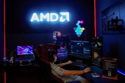 AMD forecasts strong revenue on data-center, gaming chips demand