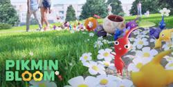 Nintendo hopes smartphones will be fertile soil for Pikmin Bloom
