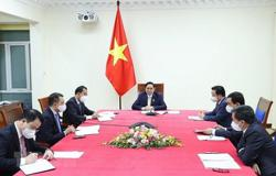 Vietnam, UK agree on early mutual recognition of 'vaccine passport': PMs