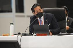 Khairy unanimously elected vice-president of World Health Assembly 2022