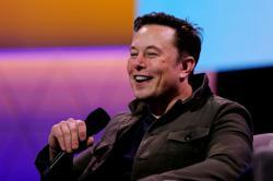 Elon Musk now worth more than Exxon's market cap