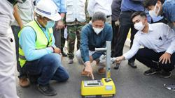Siem Reap's 38-road project on track for December finish