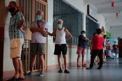 Push to get Singapore seniors vaccinated