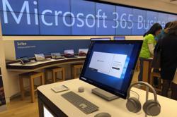 Microsoft quarterly earnings surge on cloud computing