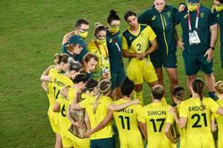 Soccer-Gustavsson wants tough tests for Australia ahead of Women's World Cup