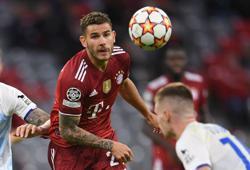 Madrid court suspends Bayern's Lucas Hernandez prison term
