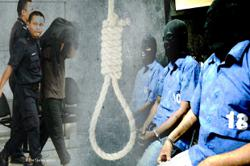 Home Ministry: 128 women prisoners facing the gallows as of Oct 1