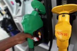 Fuel prices Oct 28 – Nov 3: RON97 up 10 sen, RON95, diesel remain unchanged