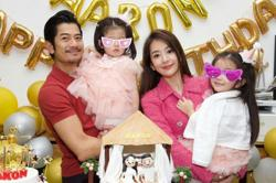 Aaron Kwok shares rare photos of family for his 56th birthday