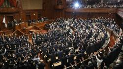 Japan's LDP expected to keep majority with coalition partner Komeito: poll