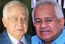 Najib sues former AG Thomas over alleged defamatory statement in his book