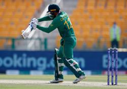Cricket-South Africa wait on De Kock explanation to decide his future