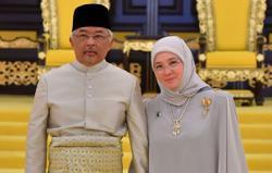 King, Queen convey condolences to Mohd Nor's family