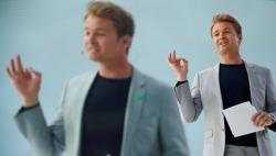 Motor racing-Rosberg says motorsport can help tackle climate change