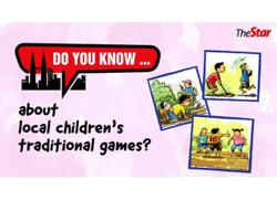 Do you know... about local children's traditional games?