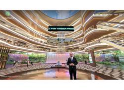 Showcasing Malaysian timber products via TimbeReality