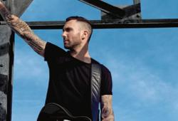 Adam Levine explains his startled reaction to a fan grabbing him in viral video