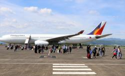 Subic airport sees more aircraft arrivals due to returning overseas workers