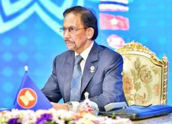 Brunei hails Asean Plus Three as engine of growth