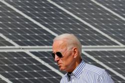 U.S. climate credibility on the line as Biden heads to COP26