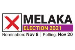 Melaka polls: State police believe public health should be paramount