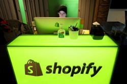 Shopify misses revenue estimates as e-commerce rivalry deepens