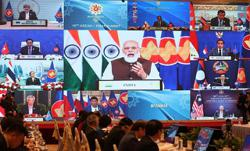 Vietnamese PM asks India to support, contribute to Asean's efforts in South China Sea